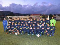 Campionato regionale giovanissimi Pizzinnos – Ilvamaddalena   1 - 3